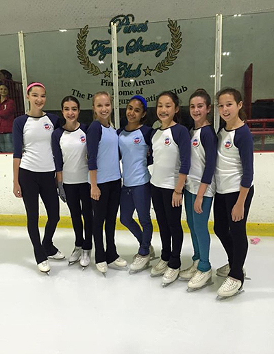 Axel and Double Axel Club